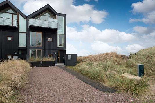 Villa på Strandklit i Skagen - Ejendommen