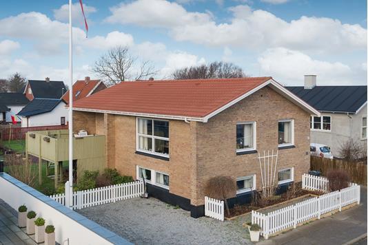 Villa på Mosegårdsvej i Skagen - Ejendommen