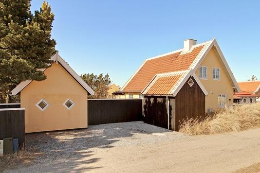 Fritidsbolig på Strandfogedvej i Skagen - Ejendommen
