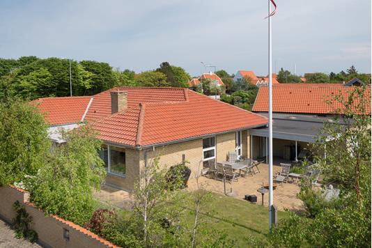 Villa på Eranthisvej i Skagen - Ejendommen