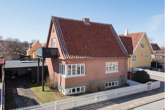 Villa på Vinkelvej i Skagen - Ejendommen