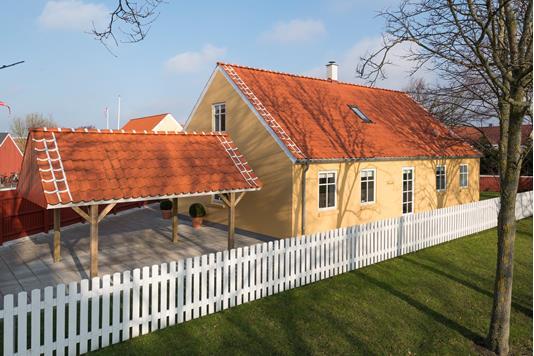 Villa på Sct. Laurentii Vej i Skagen - Ejendommen