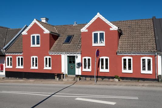 Villa på Tannisbugtvej i Bindslev - Ejendommen