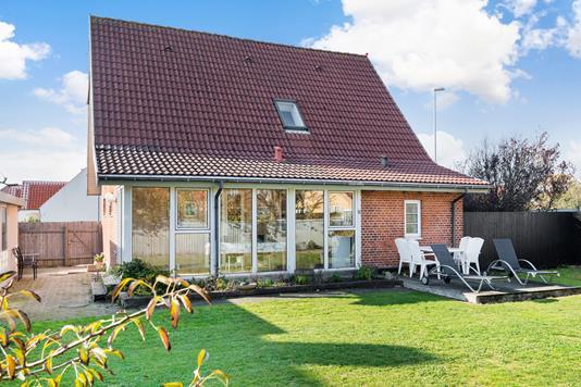 Villa på Lars Bødkers Vej i Skagen - Ejendommen