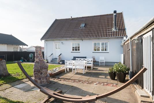 Villa på Ulrik Plesners Vej i Skagen - Ejendommen
