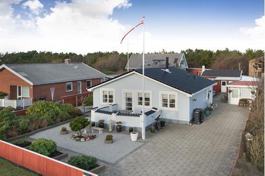Villa på Højensvej i Skagen - Ejendommen