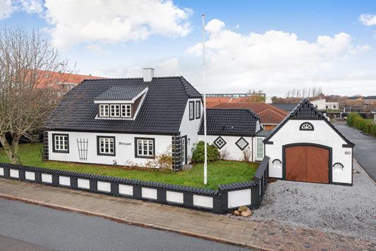Villa på Markvej i Skagen - Ejendommen