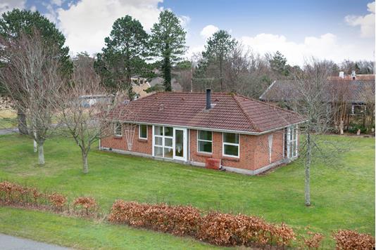 Villa på Tornbakkevej i Skagen - Ejendommen