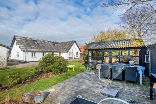 Villa på Gårdbovej i Ålbæk - Andet