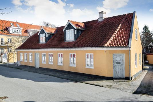 Villa på Vesterbyvej i Skagen - Ejendommen