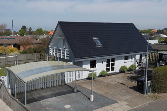 Villa på Poppelvej i Skagen - Ejendommen