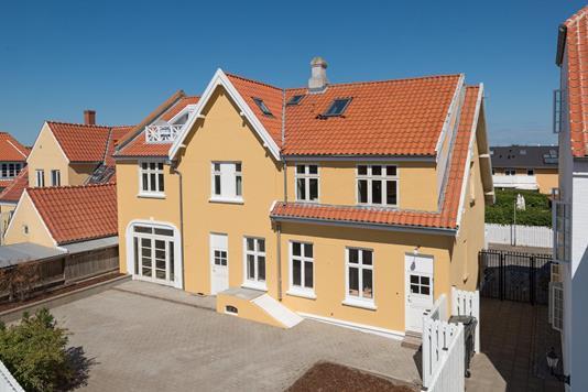 Villa på Trondsvej i Skagen - Ejendommen