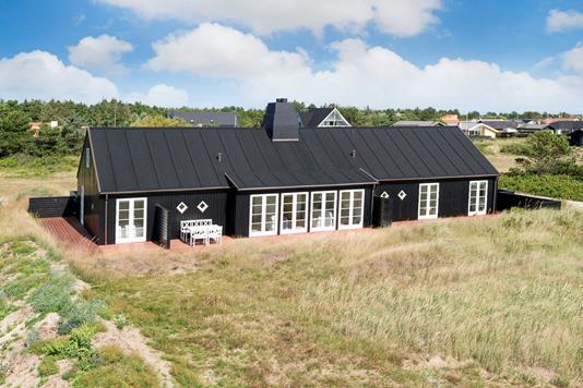 Villa på Sønderhede i Skagen - Ejendommen