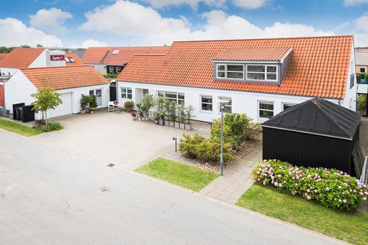 Villa på Mjølnersvej i Skagen - Ejendommen