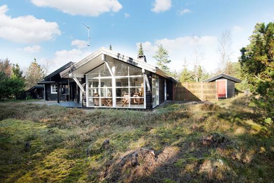 Fritidsbolig på Geminivej i Ålbæk - Ejendommen
