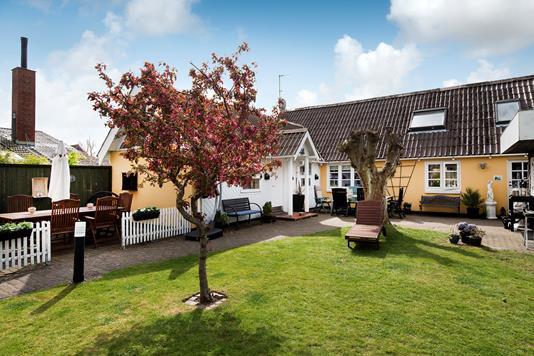 Villa på Amalievej i Jerup - Ejendommen