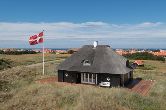 Fritidsbolig på Flagbakkevej i Skagen - Ejendommen