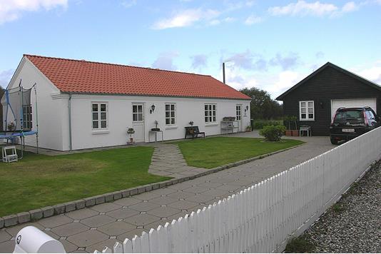 Villa på Fallingen i Skagen - Facade