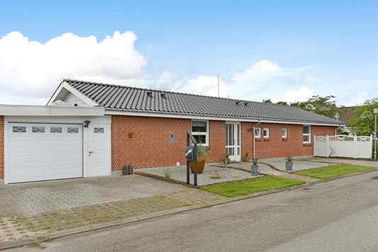 Villa på Bispehaven i Frederikshavn - Ejendommen