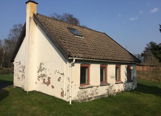 Villa på Tuenvej i Frederikshavn - Ejendommen