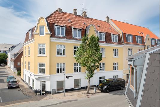 Ejerlejlighed på Søndergade i Frederikshavn - Ejendommen