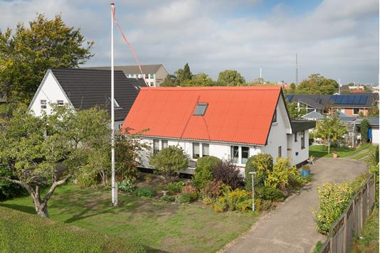 Villa på Rørbyvej i Frederikshavn - Ejendommen