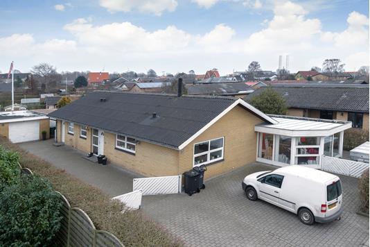 Villa på Vejlegade i Frederikshavn - Ejendommen