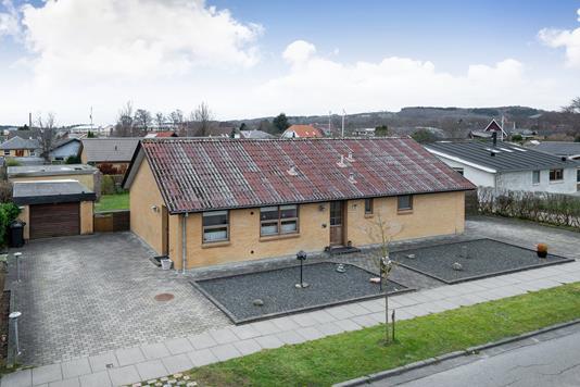 Villa på Søren Norbys Vej i Frederikshavn - Ejendommen