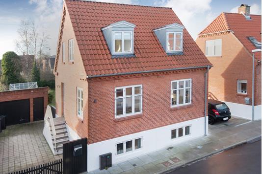 Villa på Solsortevej i Frederikshavn - Ejendommen