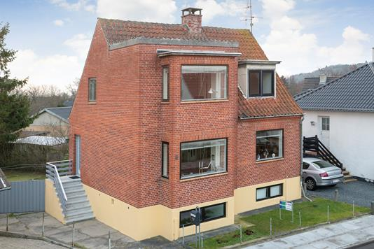 Villa på Møllehus Alle i Frederikshavn - Ejendommen