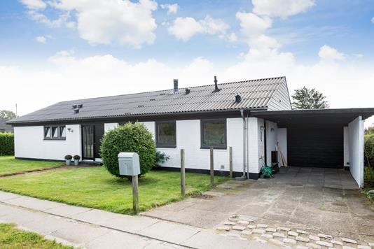 Villa på Østergade i Frederikshavn - Ejendommen
