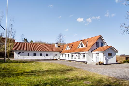 Landejendom på Brønderslevvej i Frederikshavn - Ejendommen