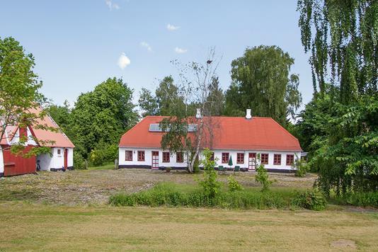 Landejendom på Mejlinggårdsvej i Frederikshavn - Ejendommen