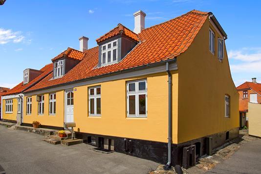Villa på Fiskergade i Frederikshavn - Ejendommen