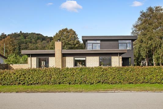 Villa på Sæbyvej i Frederikshavn - Ejendommen