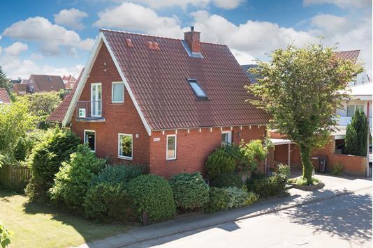 Villa på Høgevej i Frederikshavn - Ejendommen