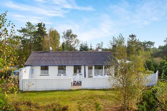 Fritidsbolig på Vølvensvej i Ålbæk - Ejendommen