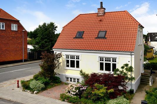 Villa på Ørnevej i Frederikshavn - Ejendommen