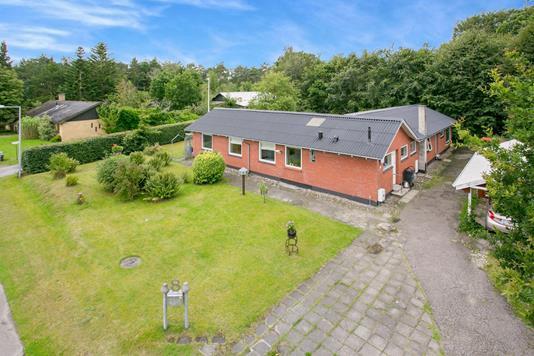 Villa på Kalmervej i Jerup - Ejendommen
