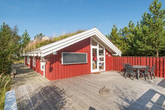 Fritidsbolig på Elvervej i Ålbæk - Ejendommen