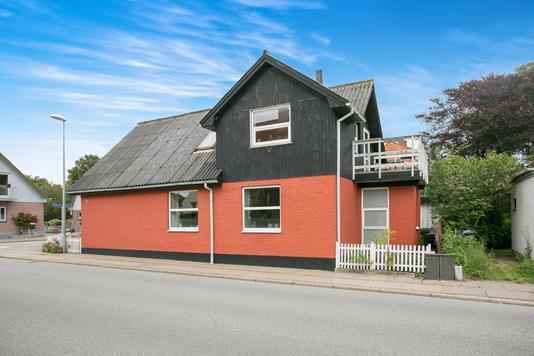 Villa på Klitgade i Frederikshavn - Ejendommen