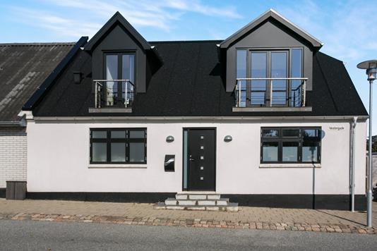 Villa på Vestergade i Frederikshavn - Ejendommen