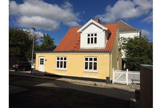 Villa på Søgade i Frederikshavn - Ejendommen