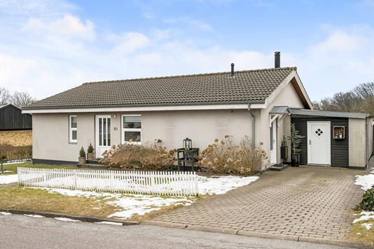 Villa på Nøddevænget i Frederikshavn - Ejendommen