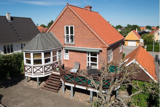 Villa på Rosevej i Frederikshavn - Ejendommen