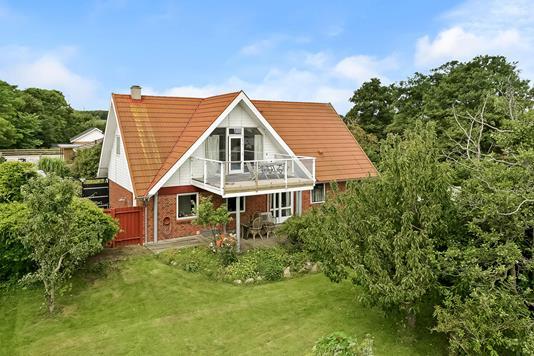 Villa på Rønnestvej i Frederikshavn - Ejendommen