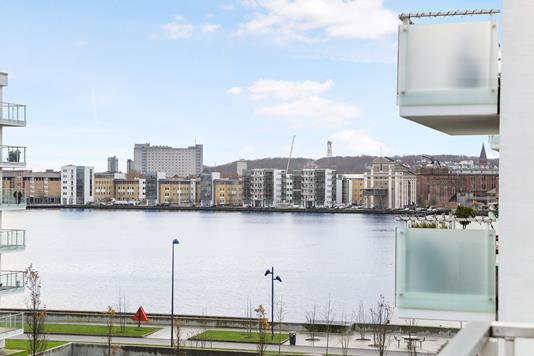 Ejerlejlighed på Carl Klitgaards Vej i Nørresundby - Udsigt