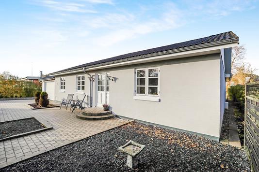 Villa på Ellebæk i Nørresundby - Ejendommen