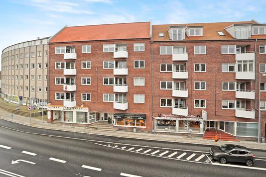 Ejerlejlighed på Østerbrogade i Nørresundby - Ejendommen