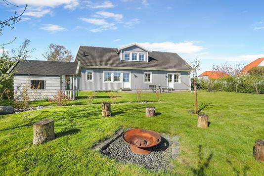 Villa på Lindevej i Vadum - Ejendom 1